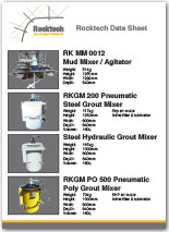 Grout Mixers & Pumps